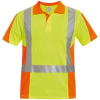 Warnschutz Polo u. T-Shirts