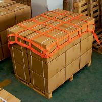 Gurtbandnetz 0,9 m x 1,3 m orange - Tector®