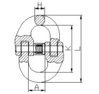 10mm Verbindungsglied