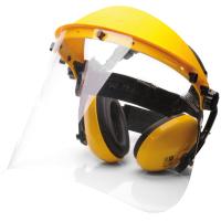 Gesichtsschutz mit Gehörschutz - Portwest®