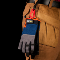 Handschuh Clip rot - Portwest®
