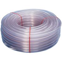 PVC-Schlauch glasklar 10/14mm / 50m Rolle