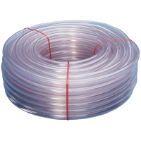 PVC-Schlauch glasklar 12/16mm / 50m Rolle