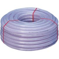 PVC-Gewebeschlauch 10/15 mm / 50 m Rolle