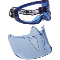 Vollsichtbrille BLAST mit Gesichtsschutz VISOR -...
