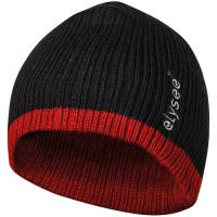 Thinsulate™ Mütze HOLGER schwarz/rot - Elysee®