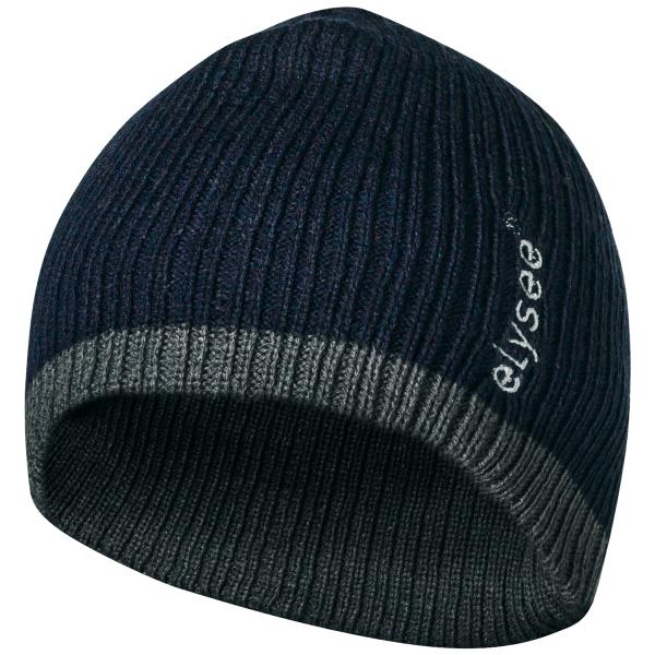 Thinsulate™ Mütze FELIX marine/grau - Elysee®