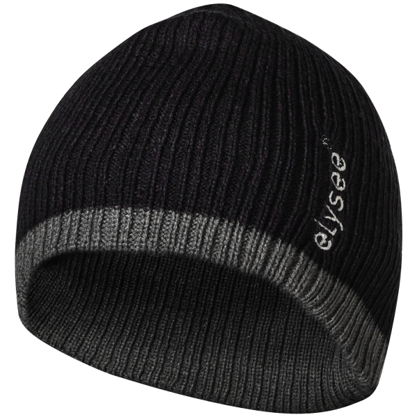 Thinsulate™ Mütze OLE schwarz/grau - Elysee®