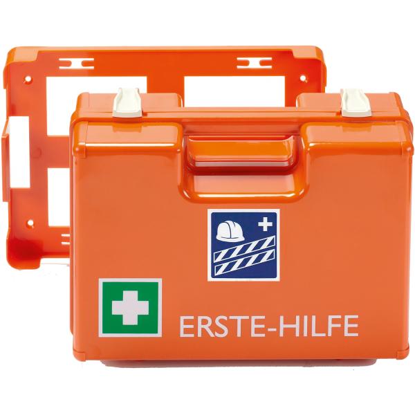 Verbandskasten Spezial BAUSTELLE DIN 13157