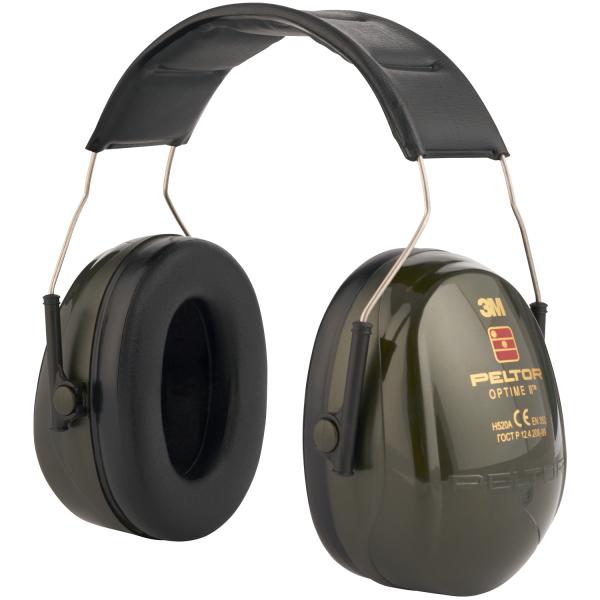 Kapselgehörschutz OPTIME II - PELTOR®