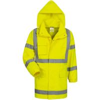 Warnschutz Regenjacke MARC - Safestyle®
