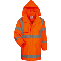 Warnschutz Regenjacke NILS - Safestyle®