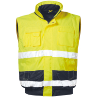 Warnschutz Pilotjacke SIEGFRIED - Elysee®
