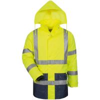 Warnschutz Parka SEBASTIAN gelb - Safestyle®