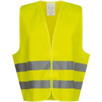 Warnschutz Weste HARALD gelb - WicaTex®