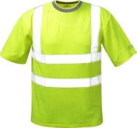 Warnschutz T-Shirt REINER gelb -  Safestyle®