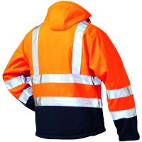 Warnschutz Softshell Jacke BILL - Elysee®