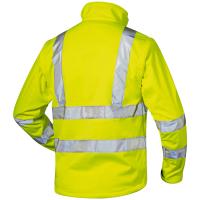 2in1 Warnschutz Softshell Jacke LOGAN gelb - Elysee®