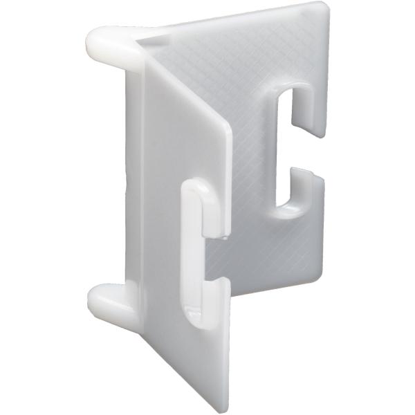 10 Stück Kantenschutzwinkel 90 x 90 x 135 mm weiß - Tector®
