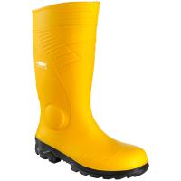 PVC Stiefel S5 gelb - Texxor®