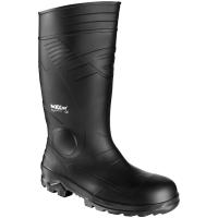 PVC Stiefel S5 schwarz - Texxor®