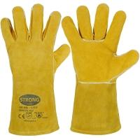 Rindspaltleder-Handschuhe S 53/F - stronghand®