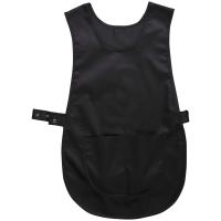 Überwurfschürze mit Tasche schwarz - Portwest®