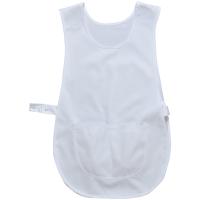 Überwurfschürze mit Tasche weiß - Portwest®
