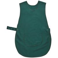 Überwurfschürze mit Tasche grün - Portwest®