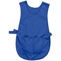 Überwurfschürze mit Tasche hellblau - Portwest®