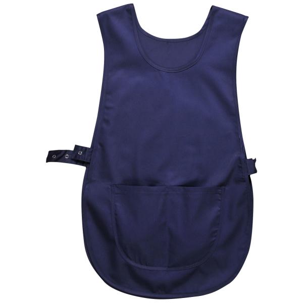 Überwurfschürze mit Tasche dunkelblau - Portwest®