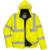 Warnschutz Bomberjacke gelb - Portwest®