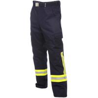 Feuerwehr Bundhose HuPF Teil 2  mit 2 Reflex (DGUV) - Novotex-Isomat®