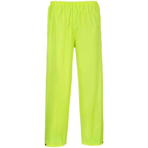 Regenhose - Portwest® gelb