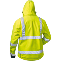 Warnschutz Softshell Jacke LIAM - Elysee®