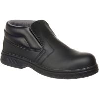 Slipper Stiefel S2 schwarz - Portwest®