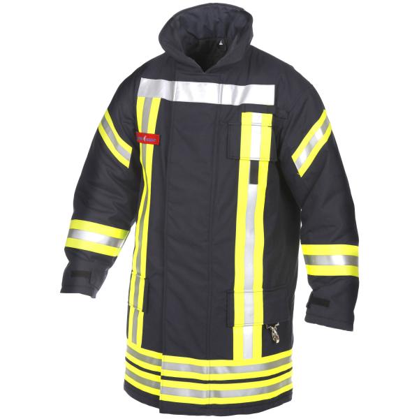 Feuerwehr Überjacke lang HuPF Teil 1 - Novotex-Isomat®