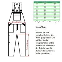 Jugendfeuerwehr Latzhose - Novotex-Isomat®
