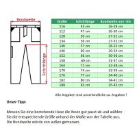 Jugendfeuerwehr Bundhose - Novotex-Isomat®