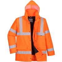 Warnschutz Jacke HiVis-Traffic orange - Portwest®