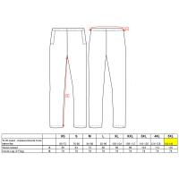 Klassische Regenhose mit Reflex IONA - Portwest®