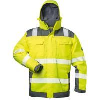 2in1 Warnschutz Jacke RUFUS gelb - Elysee®