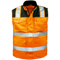 Warnschutzweste MIRKO orange - Elysee®