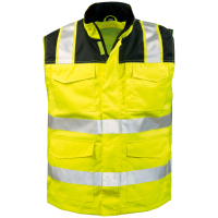 Warnschutzweste GREGOR gelb - Elysee®