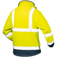 Warnschutz Fleece Jacke VALENTIN - Elysee®