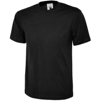 T-Shirt Olympic UC301 schwarz - Uneek