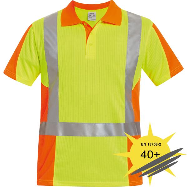 Warnschutz Poloshirt ZWOLLE - Elysee®