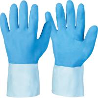 Latex Chemikalienschutz Handschuhe CLASSIC MORATUWA - Surf®