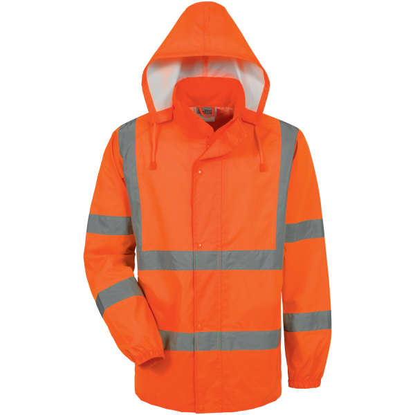 Warnschutz Regenjacke HAUKE - Safestyle®