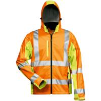 Warnschutz Softshell Jacke HOSS - Elysee®